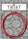 Seil/Kabel TWIST RED